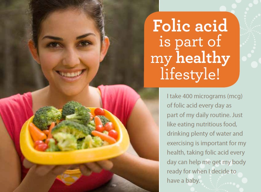 Please help us promote Folic Acid Awareness Week by following our easy tips in the social media toolkit!